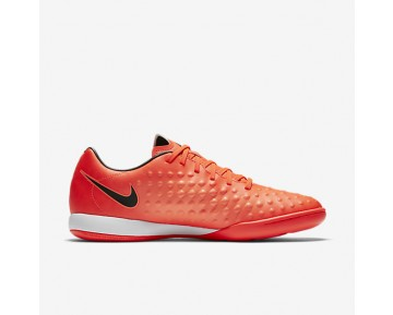 Chaussure Nike Magista Onda Ii Ic Pour Homme Football Cramoisi Total/Mangue Brillant/Noir_NO. 844413-808