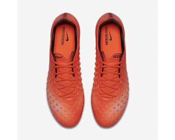 Chaussure Nike Magista Opus Ii Pour Homme Football Cramoisi Total/Rouge Université/Mangue Brillant/Noir_NO. 843813-806