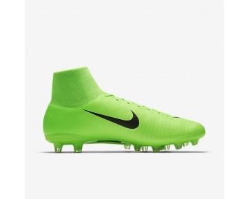 Chaussure Nike Mercurial Victory Vi Dynamic Fit Ag-Pro Pour Homme Football Vert Électrique/Citron Flash/Blanc/Noir_NO. 903608-303