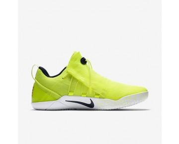 Chaussure Nike Kobe A.D. Nxt Pour Homme Basketball Volt/Blanc/Blanc_NO. 916832-710