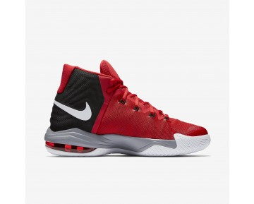 Chaussure Nike Air Max Audacity 2016 Pour Homme Basketball Rouge Université/Blanc/Discret/Noir_NO. 843884-601