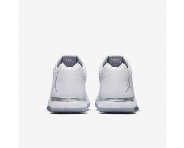 Chaussure Nike Air Max Audacity 2016 Pour Homme Basketball Banc/Argent Métallique/Platine Pur_NO. 897564-100