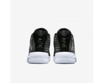 Chaussure Nike Jordan B. Fly Pour Homme Basketball Noir/Gris Foncé/Blanc_NO. 881444-010