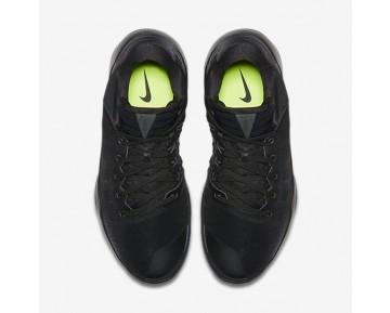 Chaussure Nike Hyperdunk 2016 Low Pour Homme Basketball Noir/Anthracite/Argent Métallique_NO. 844363-002